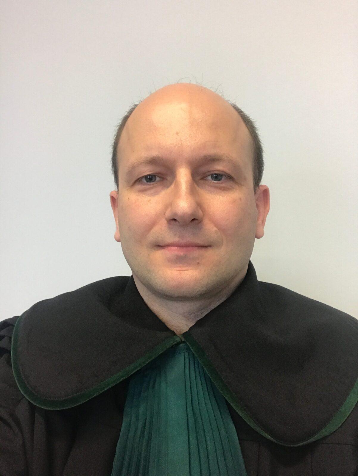 Adwokat Roman Gładysz. Mediator Roman Gładysz